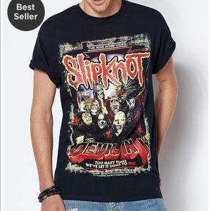 SPENCER'S - Devil Slipknot T Shirt